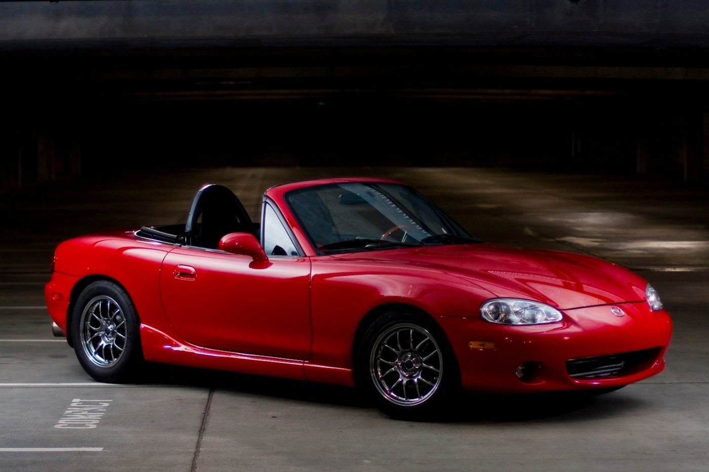 2001 Mazda Miata MX5 Turbo