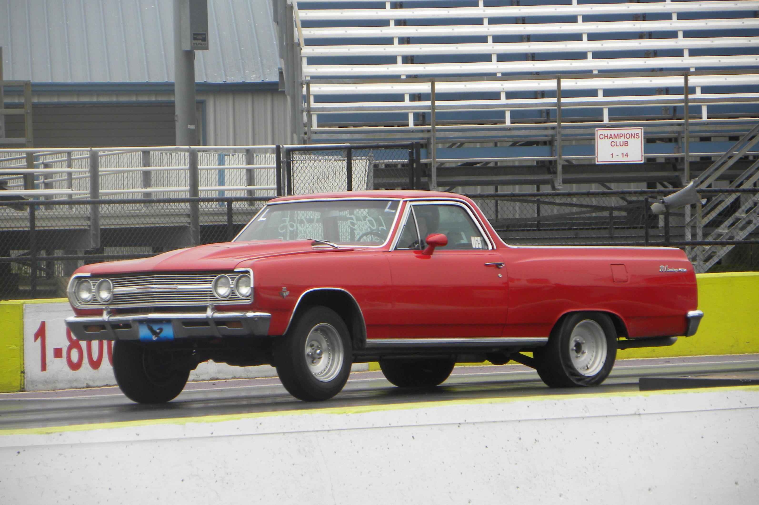 1965  Chevrolet El Camino  picture, mods, upgrades