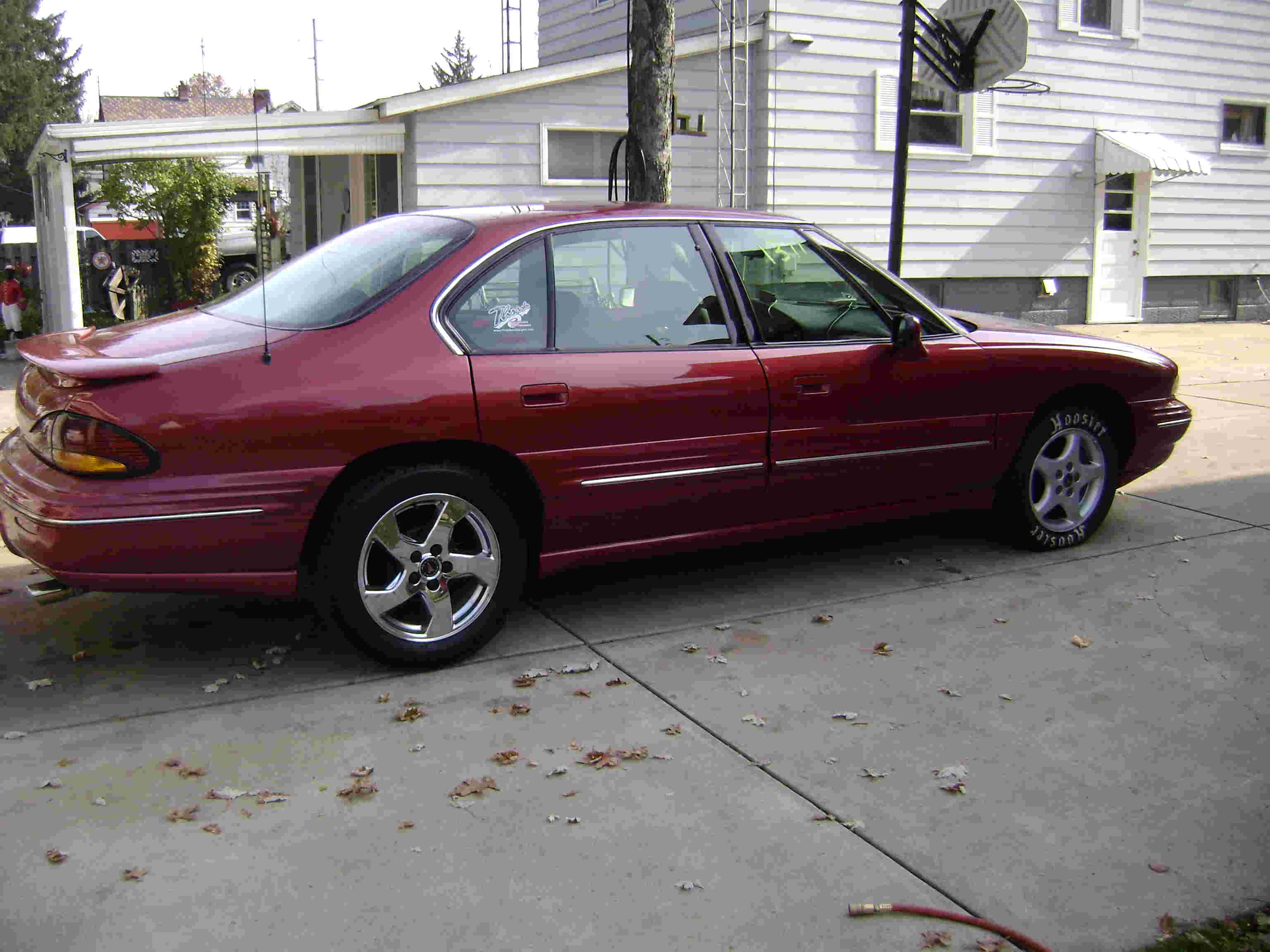 1998  Pontiac Bonneville se/L67 picture, mods, upgrades