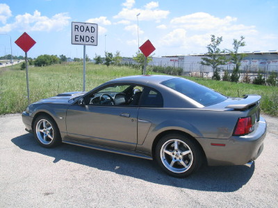 2001  Ford Mustang GT Vortech Supercharger picture, mods, upgrades
