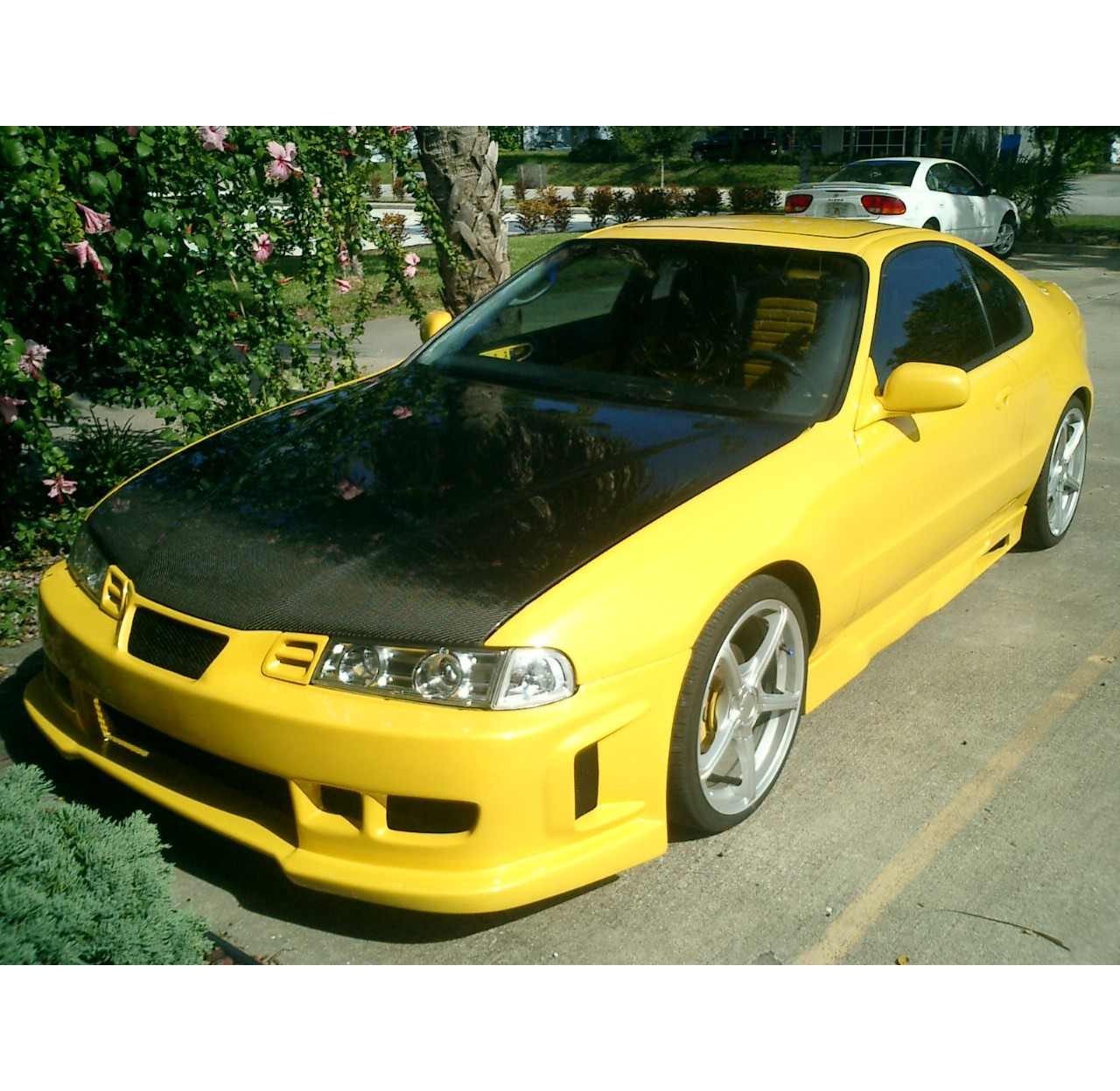 1993  Honda Prelude SI picture, mods, upgrades