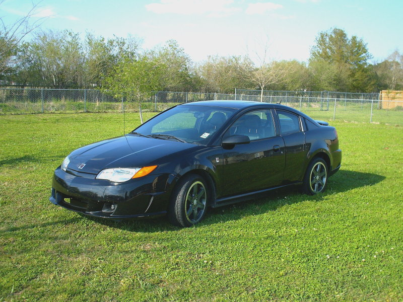 2006  Saturn ION Red Line picture, mods, upgrades