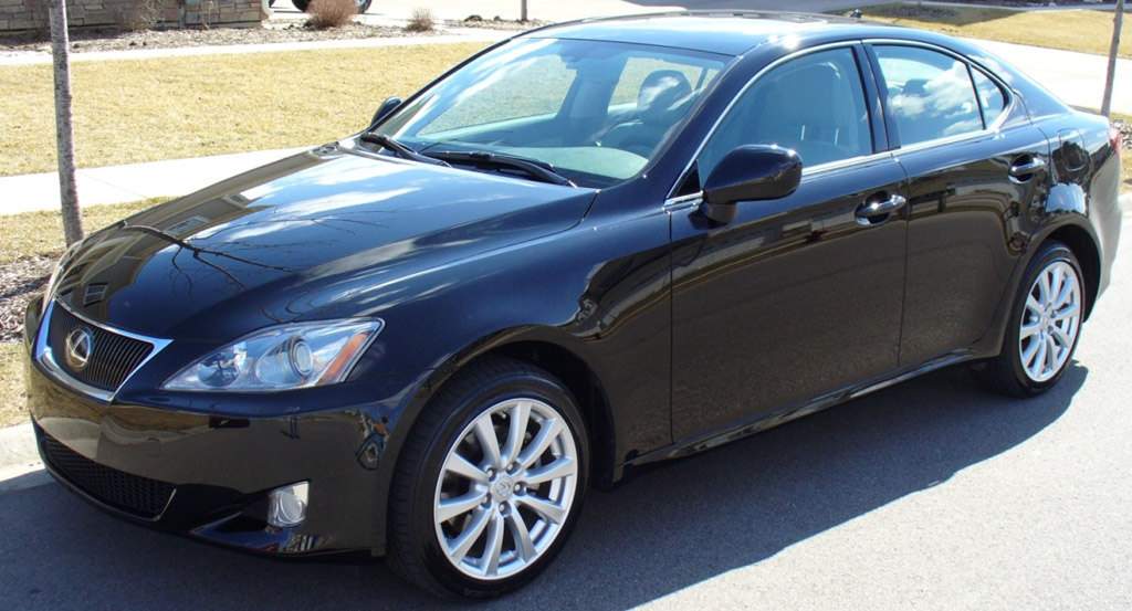 2007  Lexus IS250 AWD picture, mods, upgrades