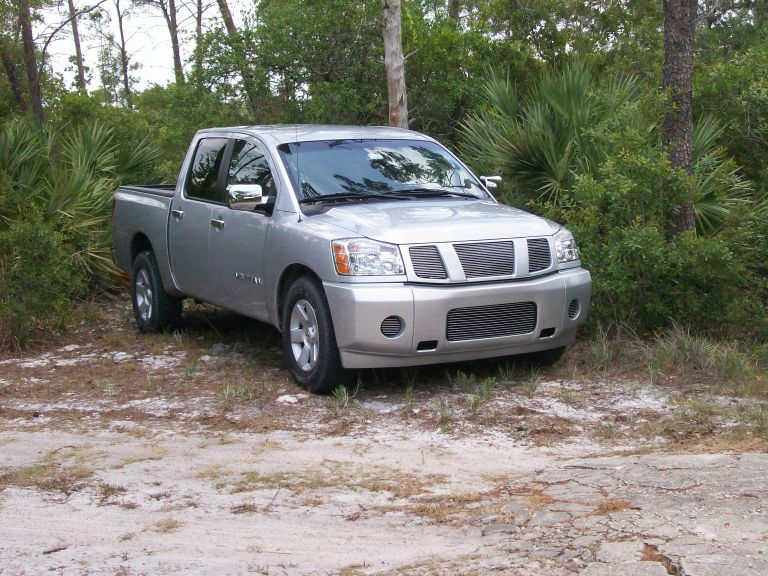 2005 Nissan Titan Crew Cab Naturally Aspirated FST