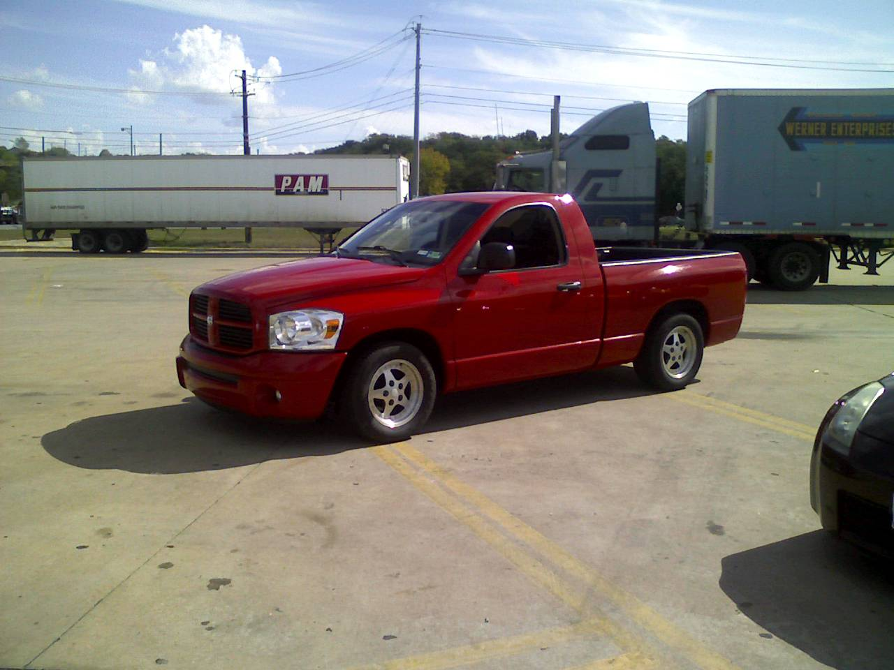 2002  Dodge Ram 1500 4.7L rc/sb picture, mods, upgrades