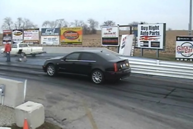 2006  Cadillac STS-V  picture, mods, upgrades