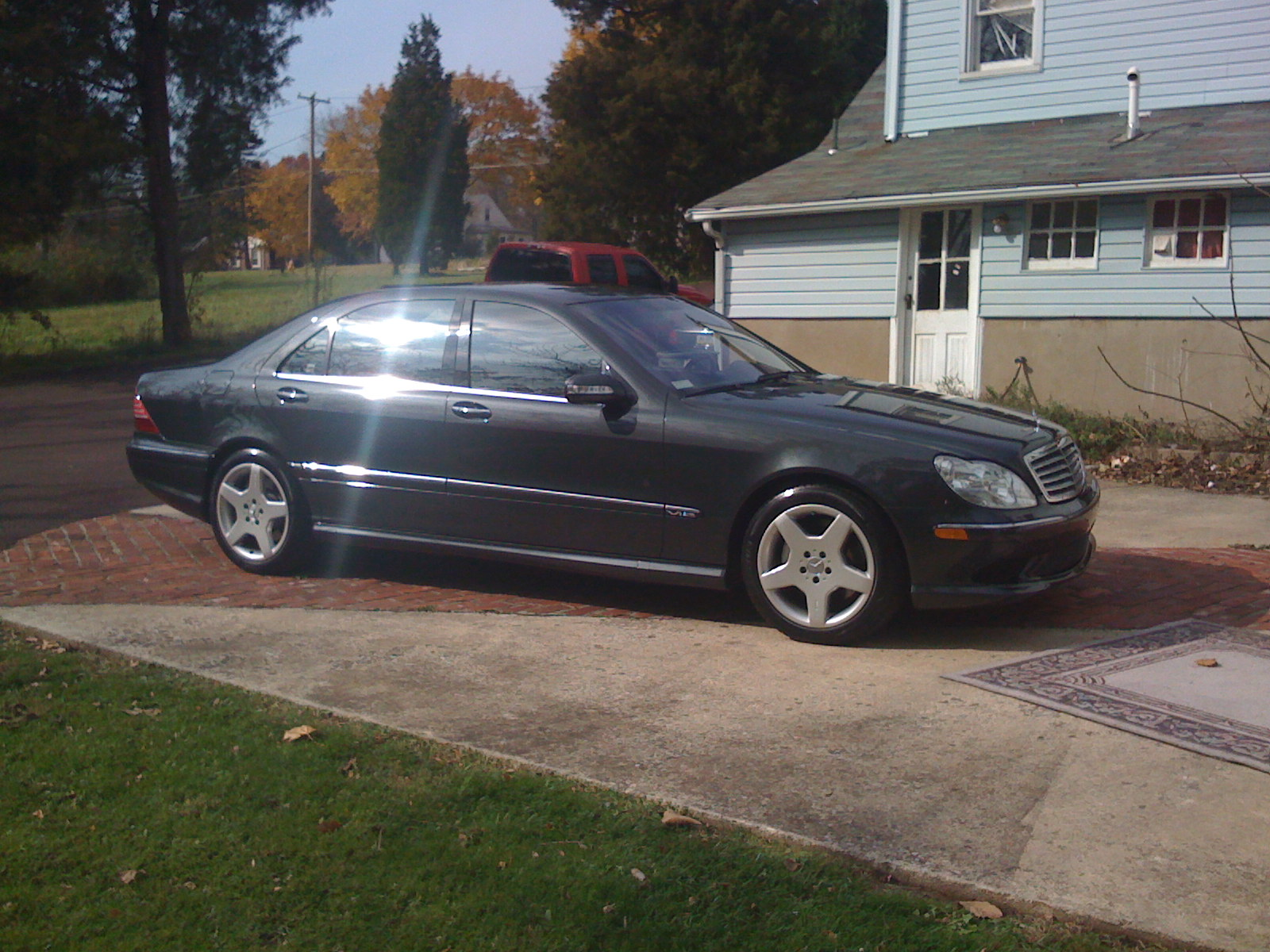 2003  Mercedes-Benz S600 Sport picture, mods, upgrades