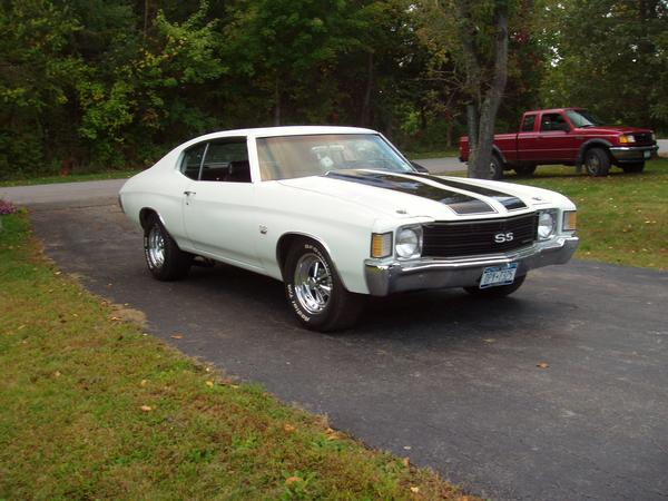 1972  Chevrolet Chevelle ss picture, mods, upgrades