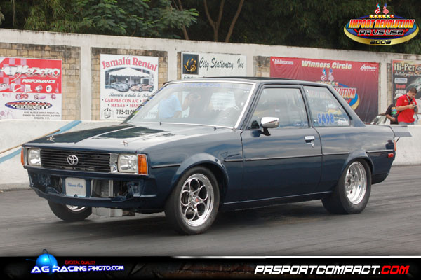 1981 Toyota Corolla 1.8 5 speed