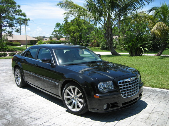2008 chrysler 300c srt design 0-60