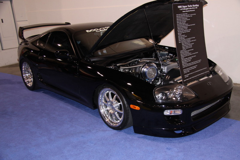 Toyota Supra Boost Logic SW