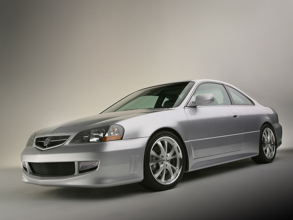 2003  Acura CL Type S picture, mods, upgrades