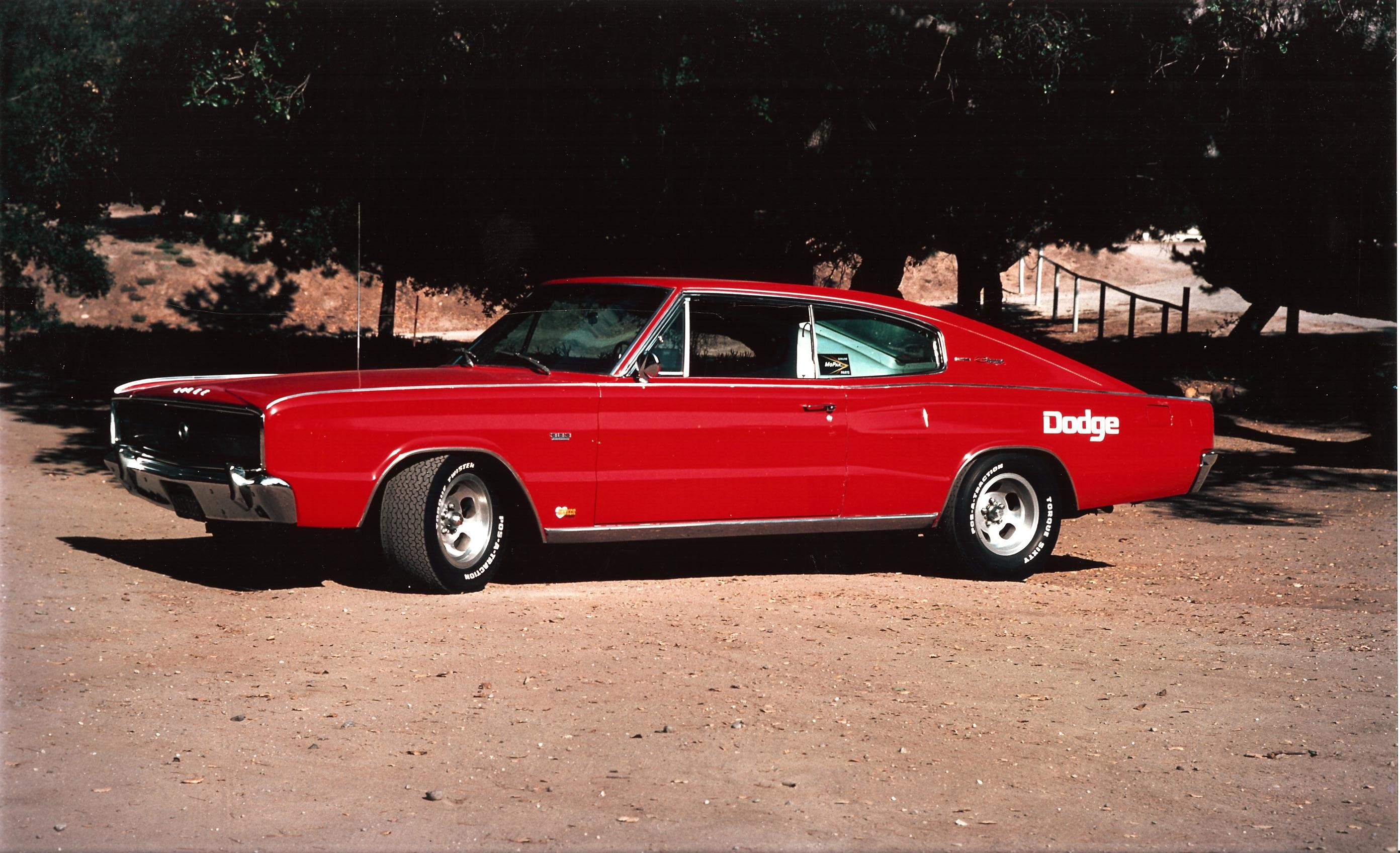 1966 Dodge Charger 2-door fastback