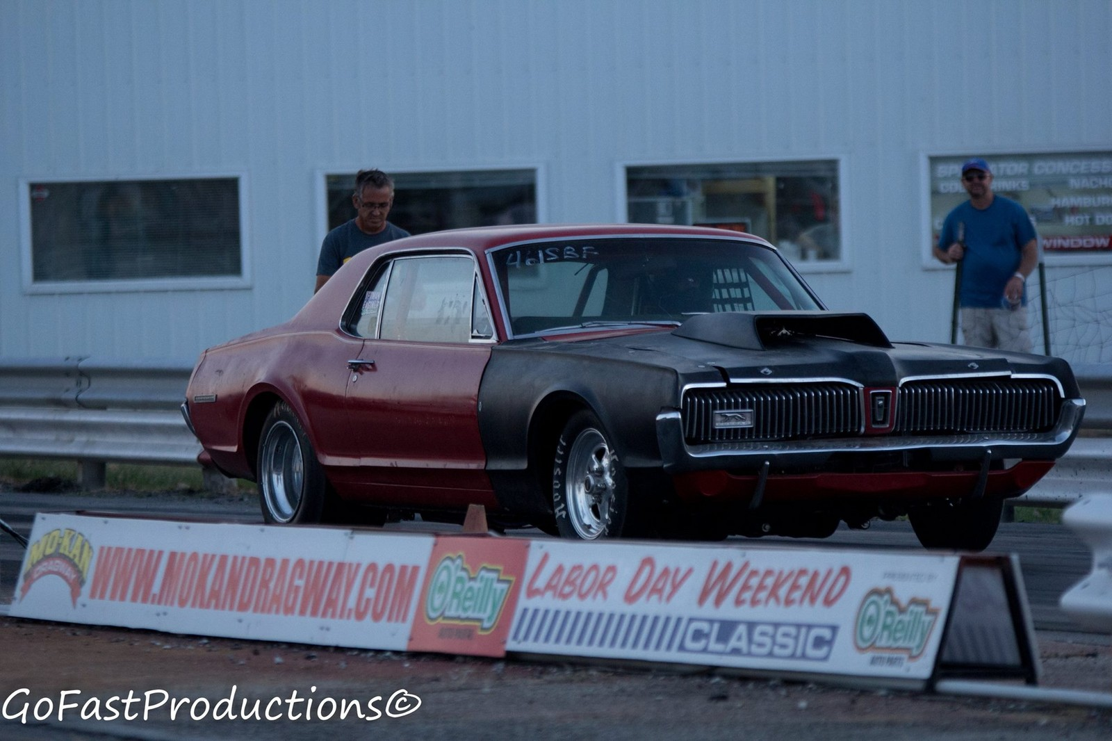 1967  Mercury Cougar  picture, mods, upgrades