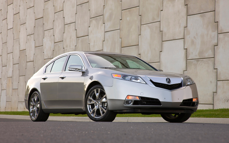 2009  Acura TL SH-AWD picture, mods, upgrades