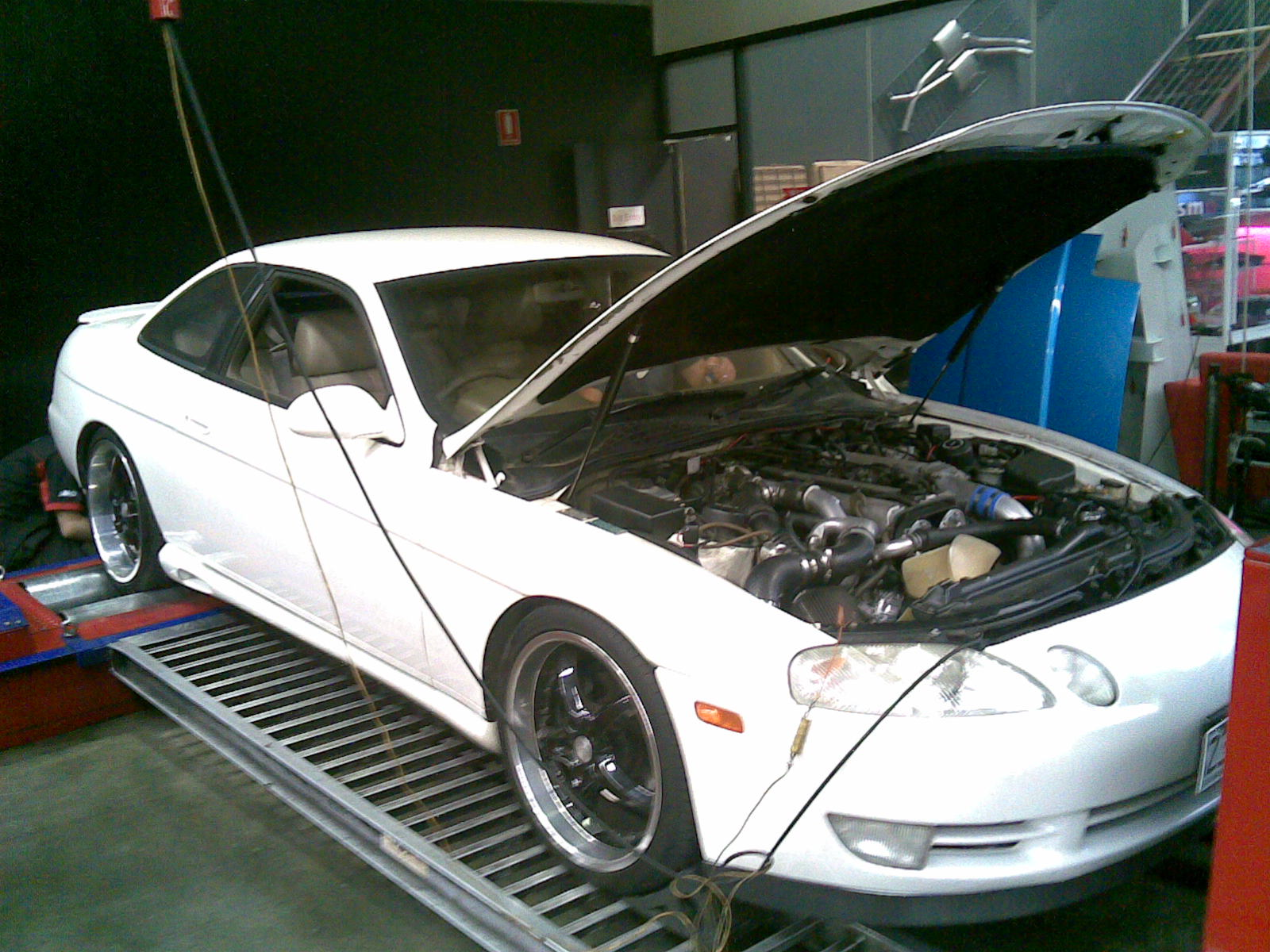 1992  Lexus Soarer GT-TL picture, mods, upgrades