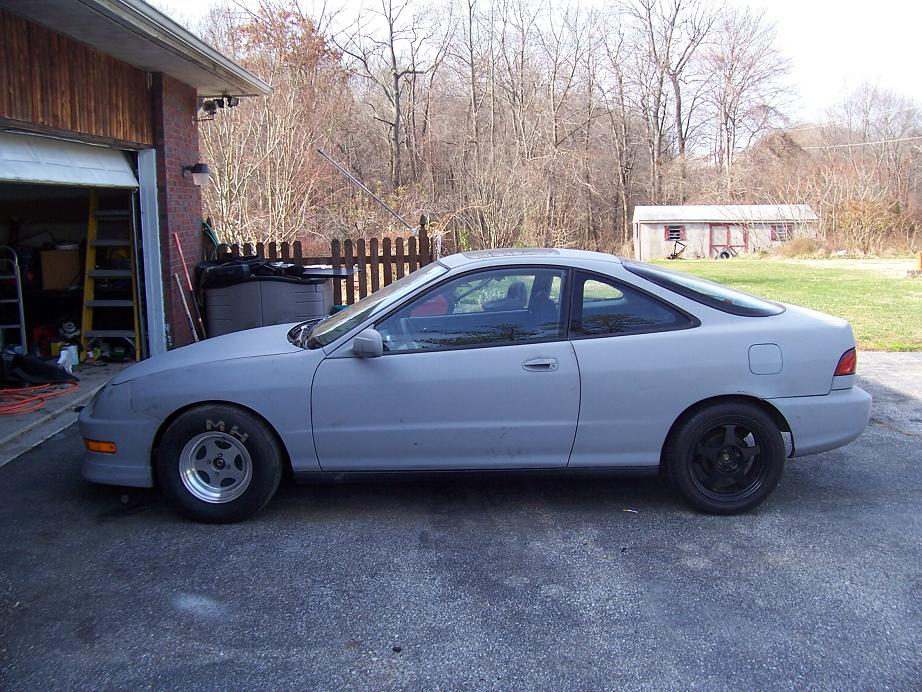 1996  Acura Integra GSR picture, mods, upgrades