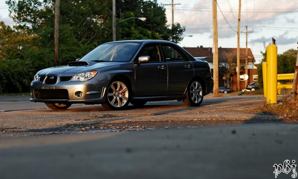 2007  Subaru Impreza WRX Limited picture, mods, upgrades