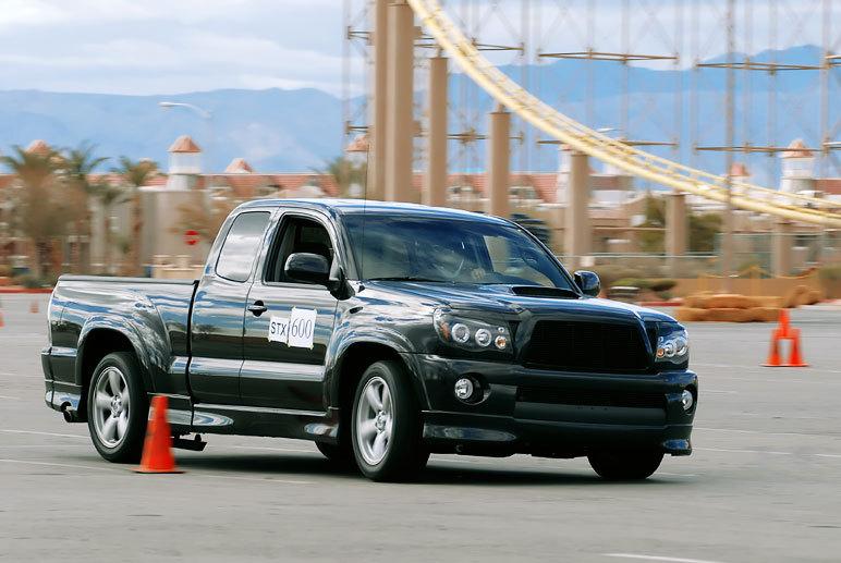 2007 Toyota Tacoma X Runner