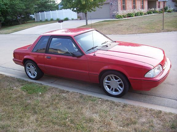 1993  Ford Mustang Lx Coupe picture, mods, upgrades