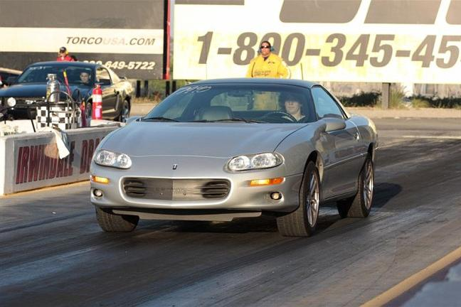 2002  Chevrolet Camaro Z28 picture, mods, upgrades