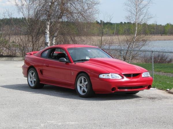 1994  Ford Mustang SVT Cobra picture, mods, upgrades