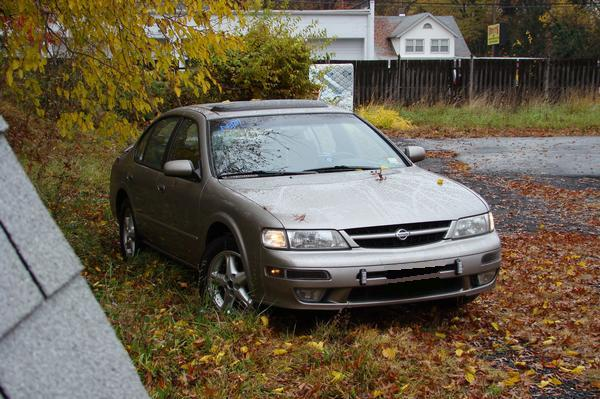 1999  Nissan Maxima SE picture, mods, upgrades