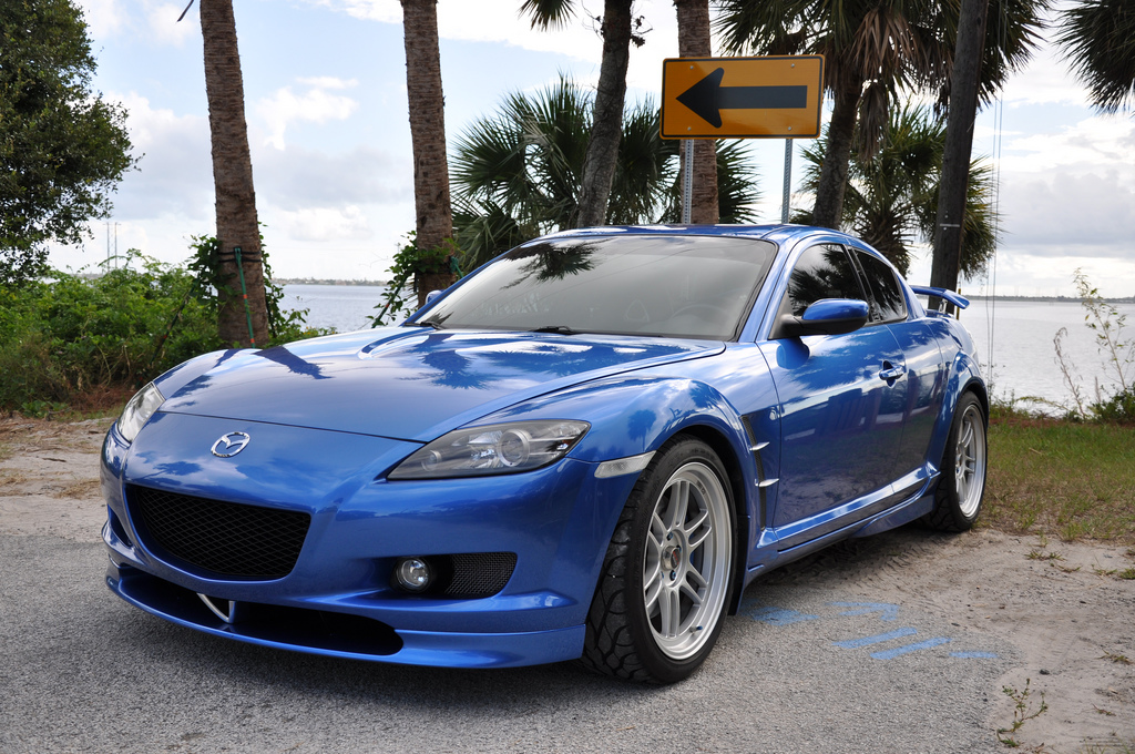 2005 Mazda RX-8 GT Pettit Racing Stage II 1/4 mile Drag Racing