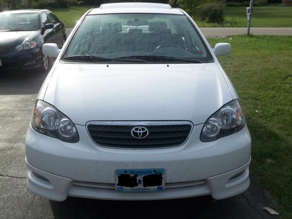2006 Toyota Corolla S Picture, Mods, Upgrades