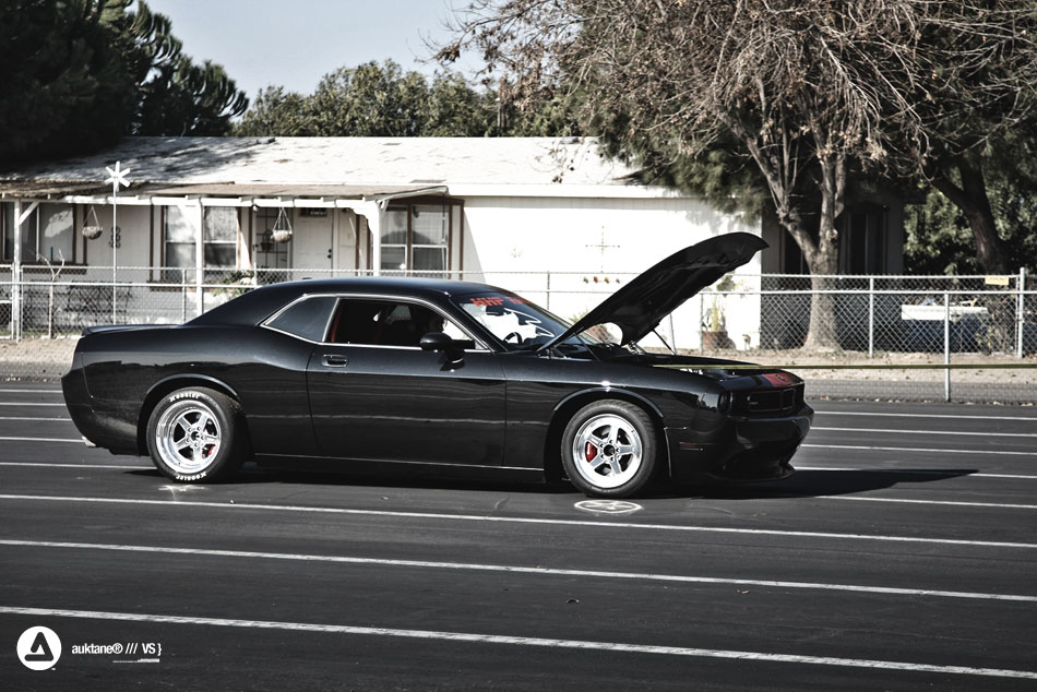 2008  Dodge Challenger SRT8 SRT8 426 Stroker picture, mods, upgrades