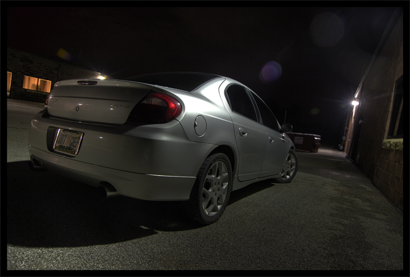 2004  Dodge Neon SRT-4  picture, mods, upgrades