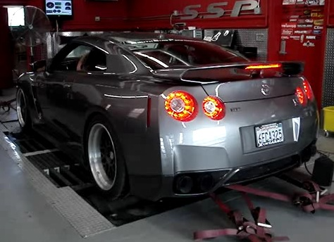 2009  Nissan GT-R GTR820RR picture, mods, upgrades
