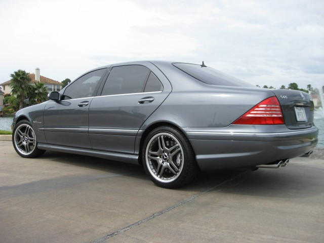 2006 mercedes benz s65 amg pictures mods upgrades