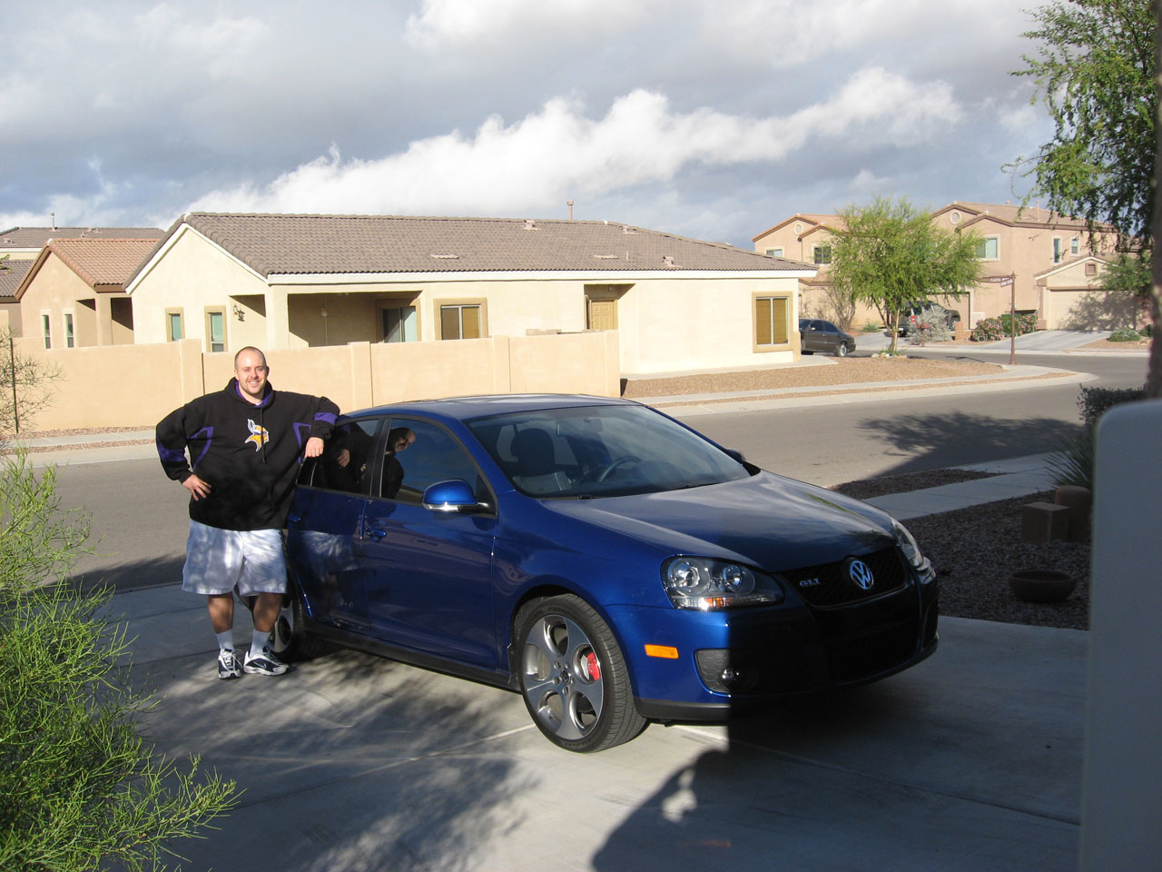 2008  Volkswagen Jetta GLI picture, mods, upgrades