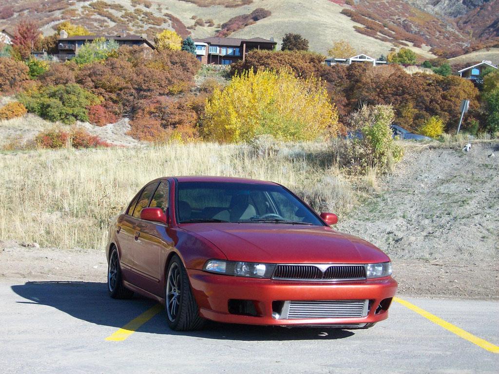 2001 Mitsubishi Galant Es V6