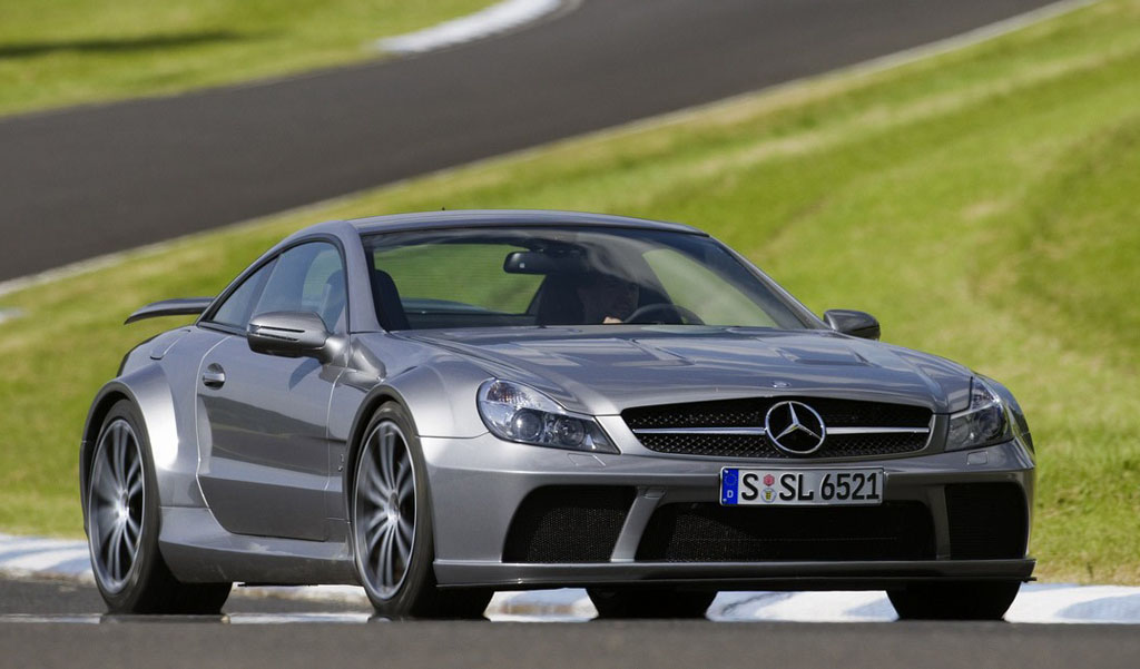2009 Mercedes-Benz SL 65 AMG Black Series Picture