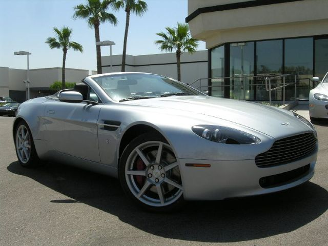 2008  Aston Martin Vantage V8 Roadster picture, mods, upgrades