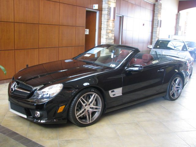 2009  Mercedes-Benz SL65 AMG  picture, mods, upgrades