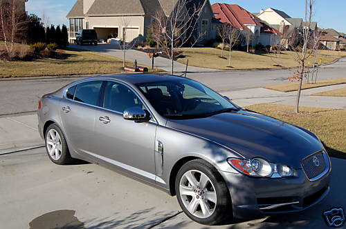 2009  Jaguar XF  picture, mods, upgrades