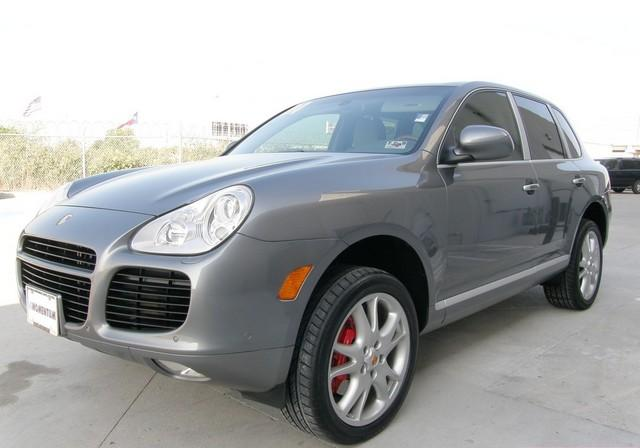 2004 Porsche Cayenne Twin Turbo
