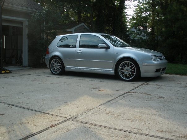 2002  Volkswagen GTI 337 picture, mods, upgrades