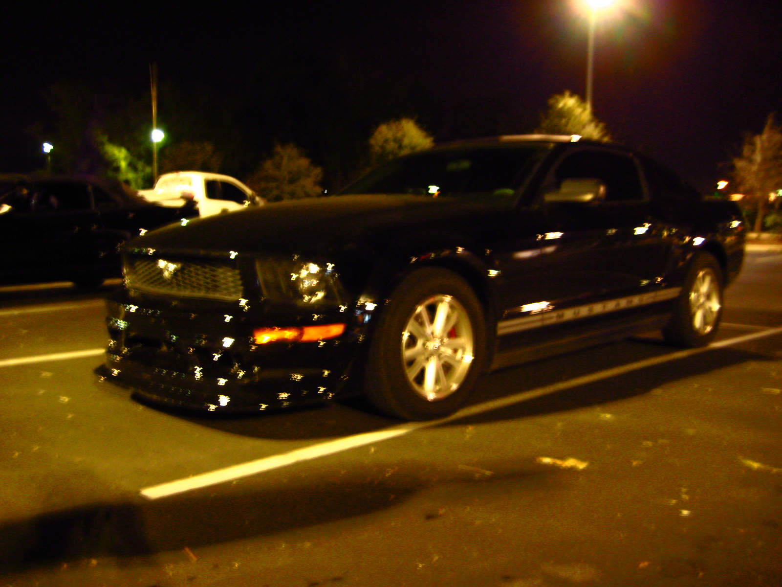 2006 Ford Mustang S197 V6 Coupe