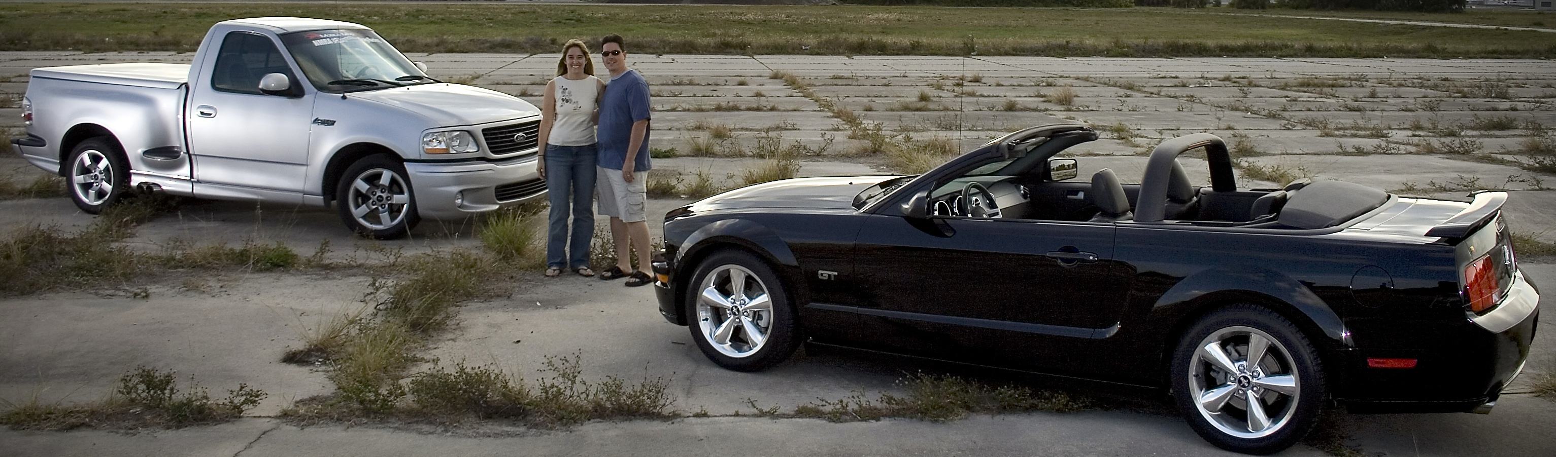 2006 Ford Mustang GT CONVERTIBLE MAGNACHARGER