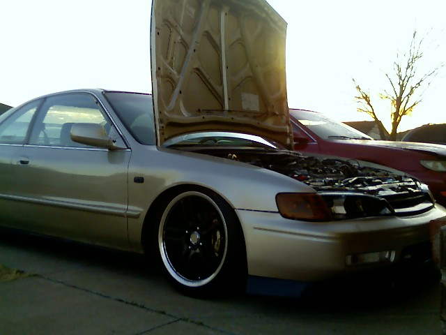 1995  Honda Accord ex picture, mods, upgrades