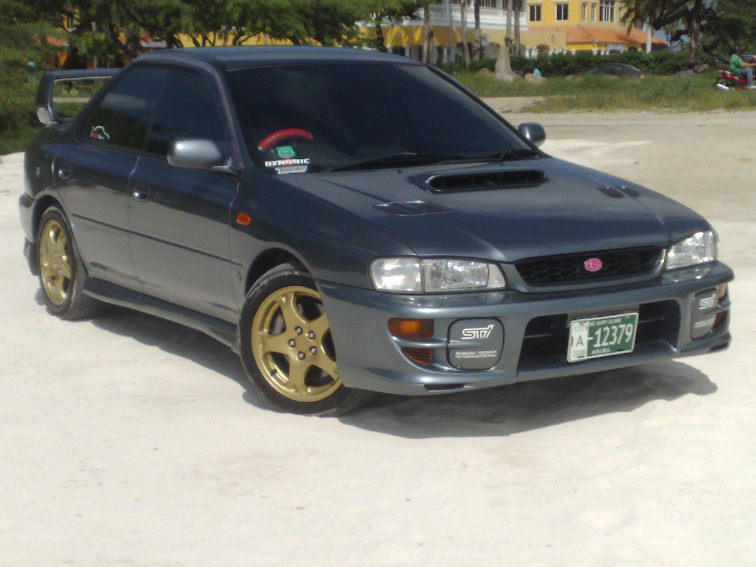 Wrx Sti 0 60 >> 1999 Subaru Impreza Jdm Sti 1 4 Mile Trap Speeds 0 60