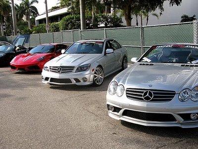 2008 Mercedes-Benz C63 AMG RENNtech Pictures, Mods, Upgrades