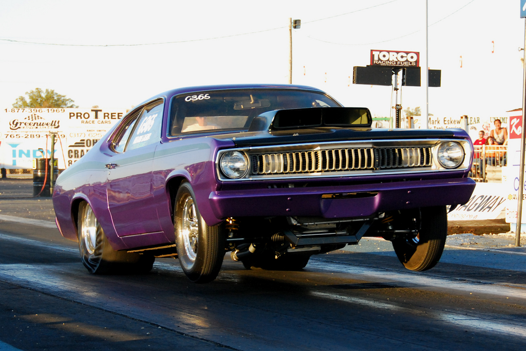 1971  Plymouth Duster  picture, mods, upgrades