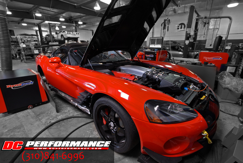 2008  Dodge Viper ACR Belanger Headers picture, mods, upgrades