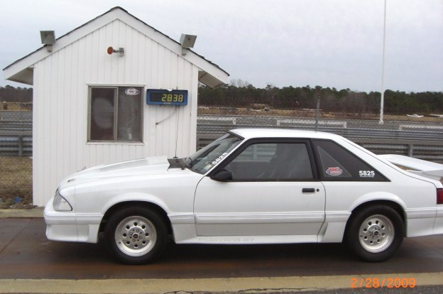 1992 Ford Mustang  331 stroker N/A