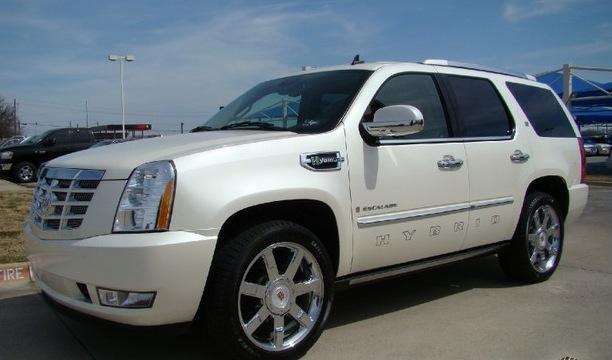 2009  Cadillac Escalade Hybrid picture, mods, upgrades